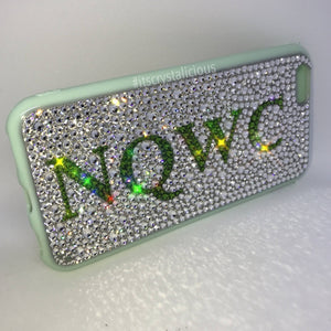 Hard bumper cover - Name * - It's Crystalicious®