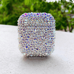Crystal AB AirPods Case - Multi Size Crystals * - It's Crystalicious®