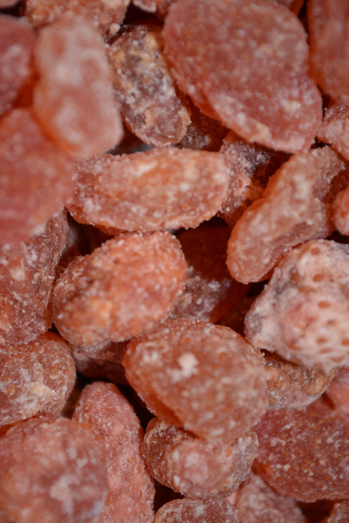 Strawberry Dried 8 oz