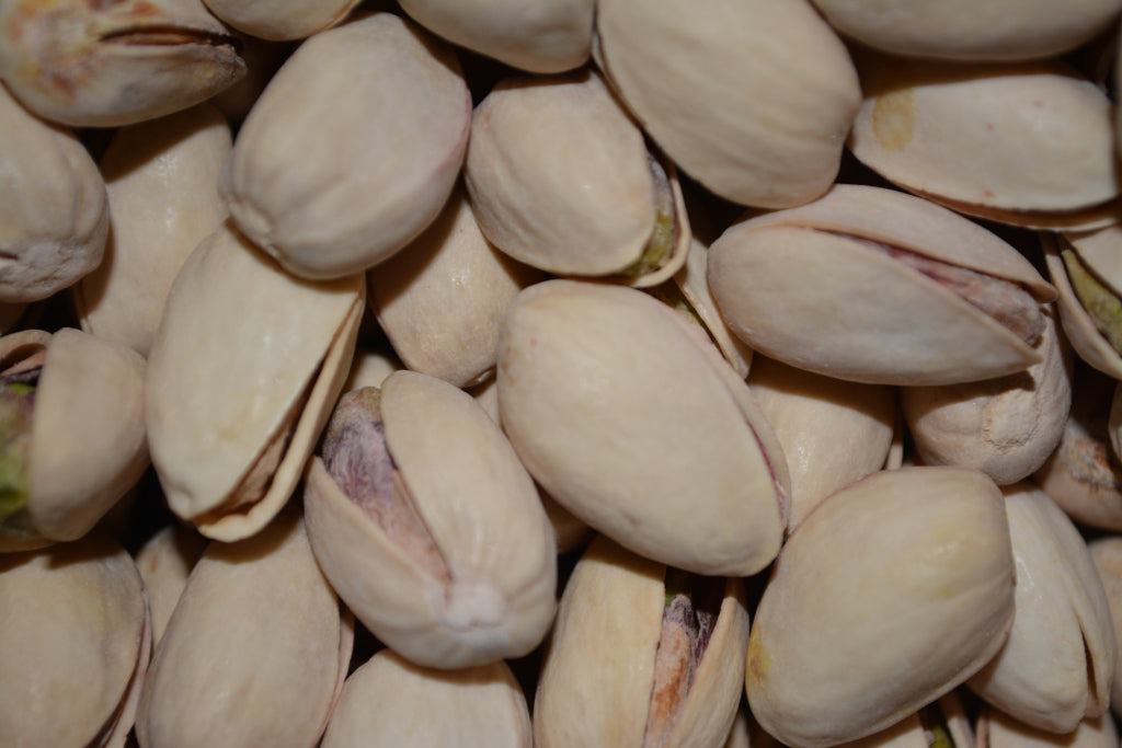 Pistachios Roasted Salted 8oz
