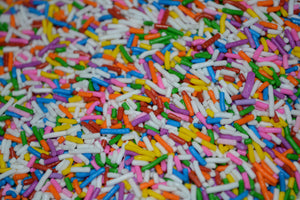Sprinkles Rainbow Long (Parve) 8 oz