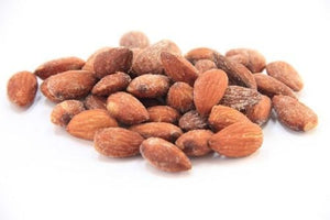 Almonds Dry Roasted Salted 8oz