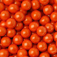Pearls Shimmer Orange Candy 8 oz