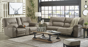 Cavalcade Reclining Sofa & Loveseat