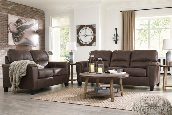 NAVI - Chestnut - 5 Piece Living Room Set *SPECIAL*
