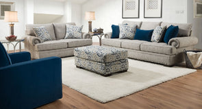 Ashville Sofa & Loveseat