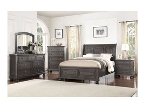 Grand Porter 6 Pc King Bedroom Set