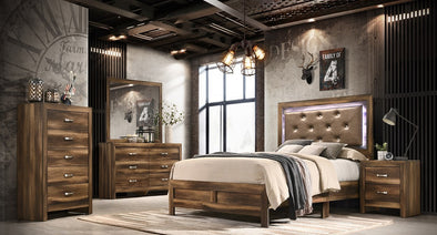 Barkley Square 6 PC Queen Bedroom Set