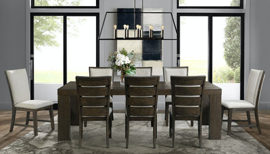 Grady Brown 5-PC Dining Set