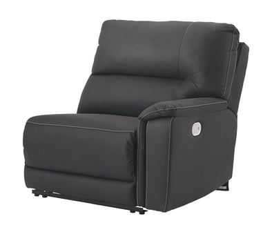 Henefer - Midnight - RAF Zero Wall Power Recliner