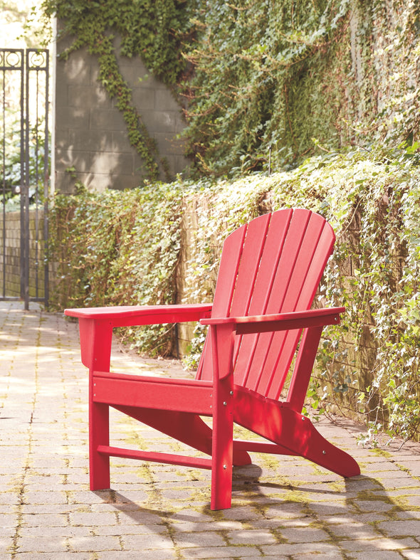 Sundown Treasure - Red - Adirondack Chair