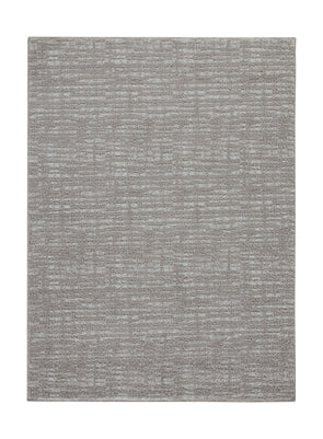 Norris - Taupe/White - Large Rug