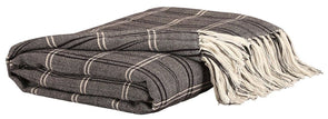 Luis - Black/Beige - Throw (3/CS)