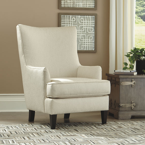 Paseo - Ivory - Accent Chair