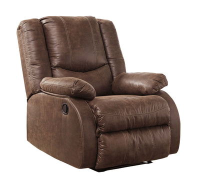 Bladewood - Coffee - Zero Wall Recliner