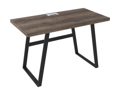 Arlenbry - Gray - Home Office Small Desk