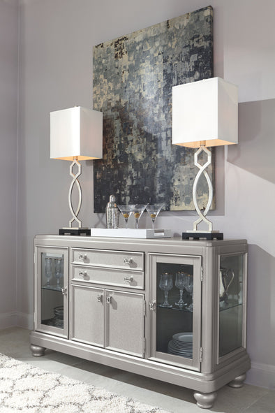 Coralayne - Silver - Dining Room Server