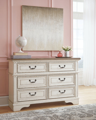 Realyn - Two-tone - Youth Dresser
