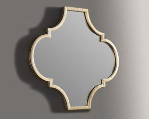 Callie - Gold Finish - Accent Mirror