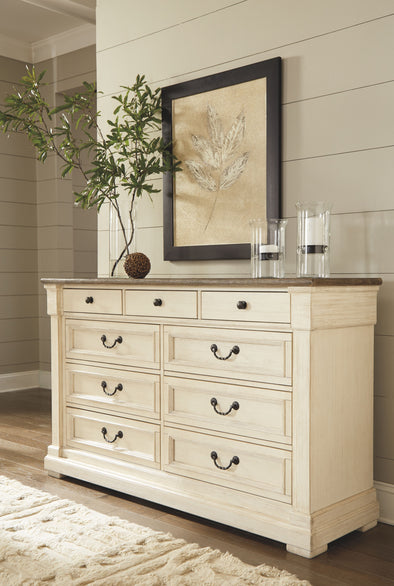 Bolanburg - Two-tone - Dresser