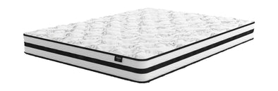 8 Inch Chime Innerspring - White - King Mattress