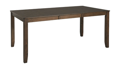 Drewing - Brown - RECT Dining Room EXT Table