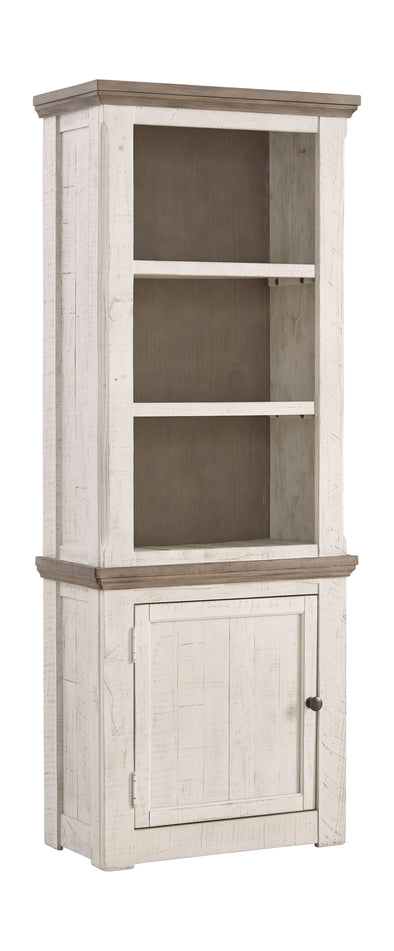 Havalance - Two-tone - Left Pier Cabinet