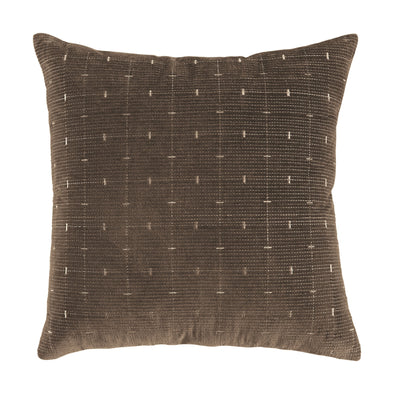 Quimby - Brown - Pillow (4/CS)