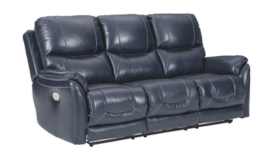 Dellington - Marine - PWR REC Sofa with ADJ Headrest