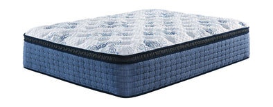 Mt Dana Euro Top - White - Queen Mattress