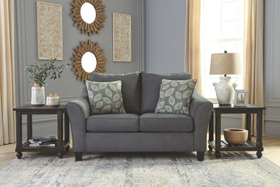 Sanzero - Graphite - Loveseat