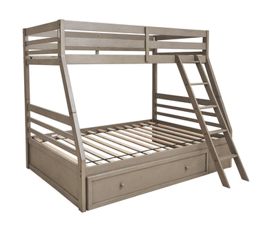 Lettner - Light Gray - Under Bed Storage