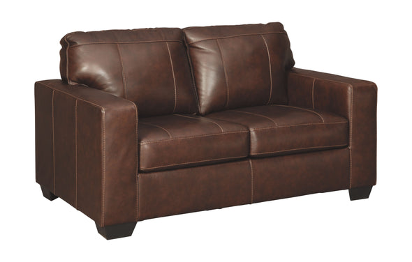 Morelos - Chocolate - Loveseat