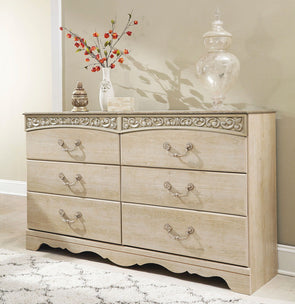 Catalina - Antique White - Dresser