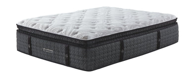 Loft And Madison Ultra Plush PT - White - King Mattress