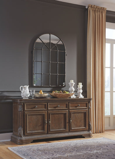 Charmond - Brown - Dining Room Buffet