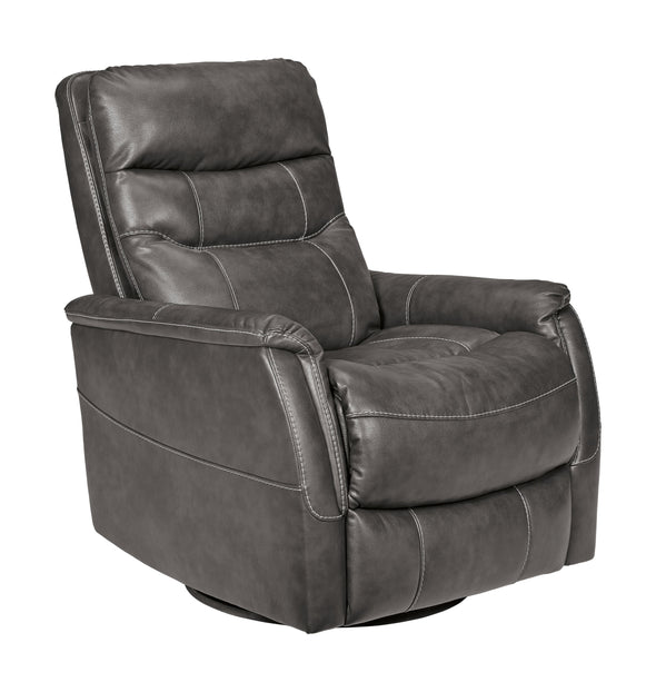 Riptyme - Quarry - Swivel Glider Recliner
