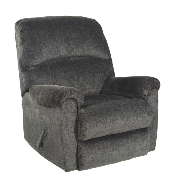 Ballinasloe - Smoke - Rocker Recliner