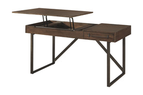 Starmore - Brown - Home Office Lift Top Desk