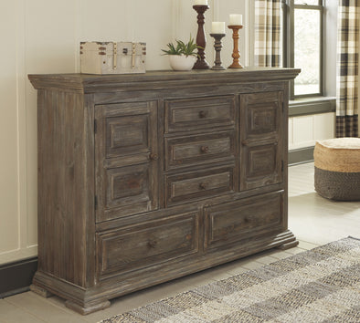 Wyndahl - Brown - Dresser