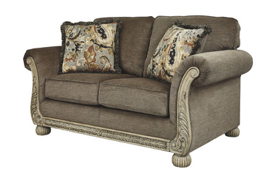 Richburg - Coffee - Loveseat