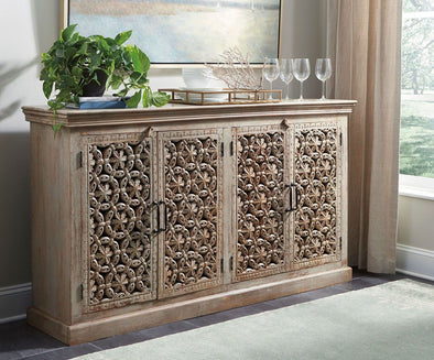 Fossil Ridge - Amber - Accent Cabinet