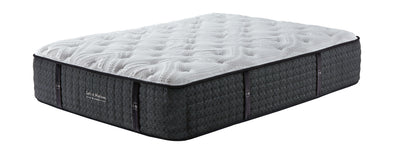 Loft And Madison Firm - White - King Mattress