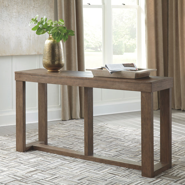 Cariton - Gray - Sofa Table