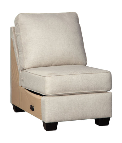 Amici - Linen - Armless Chair
