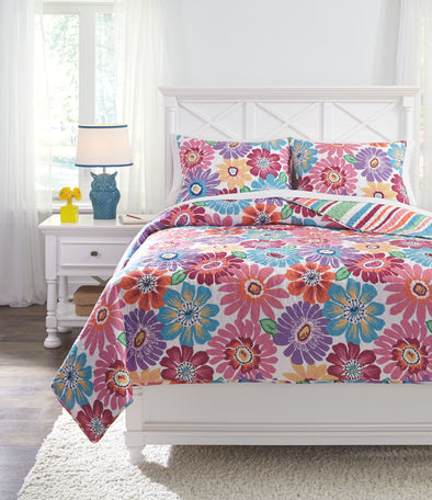Alexei - Multi -  Quilt Set