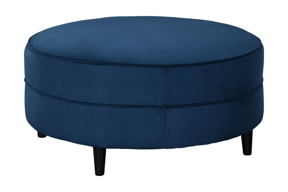 Enderlin - Ink - Oversized Accent Ottoman