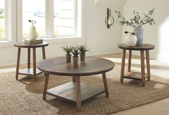 Raebecki - Multi - Occasional Table Set (3/CN)