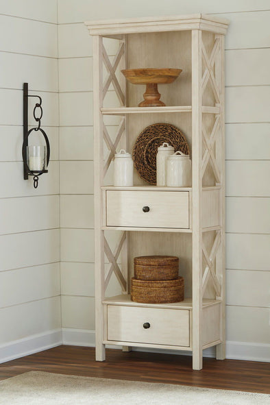 Bolanburg - Antique White - Display Cabinet