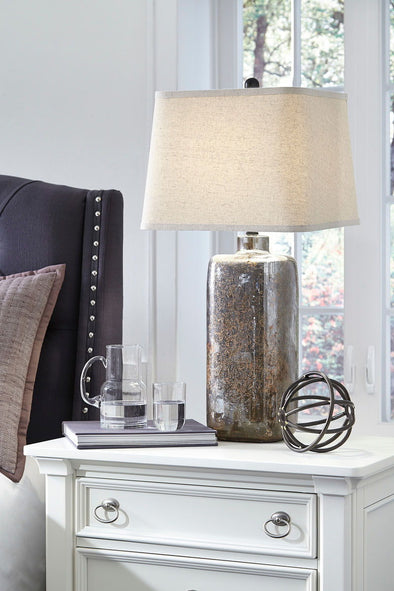 Shanilly - Multi - Glass Table Lamp (1/CN)